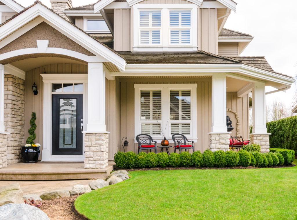 Curb Appeal when selling your home